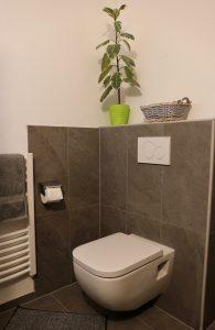 WC Bereich | Laubenstein