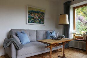 Couch im Wohnzimmer | Laubenstein