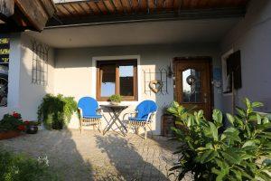Zugang, Haustüre, Westterrasse | Laubensteini