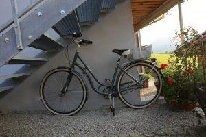 Gästefahrrad | Stellplatz für Fahrräder