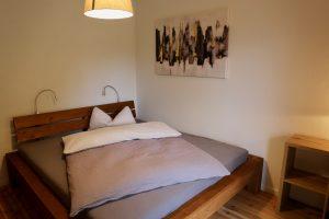 Schlafzimmer 1 Bett 1,80 m x 2,00 m | Laubenstein
