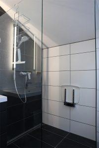 Dusche mit Duschsitz | Zellerhorn