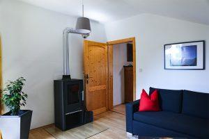 Schwedenofen im Wohnraum | Zellerhorn