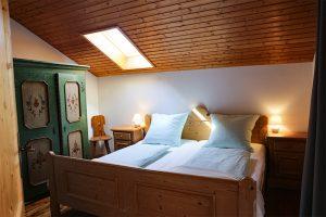 Schlafzimmer I Bettengröße 2 x 2 m | Zellerhorn