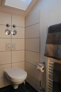 WC mit Handtuchheizung | Zellerhorn