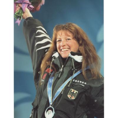 Tatjana Mittermayer Silber Olympia