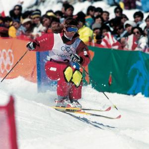 Olympia Nagano | Tatjana Mittermayer